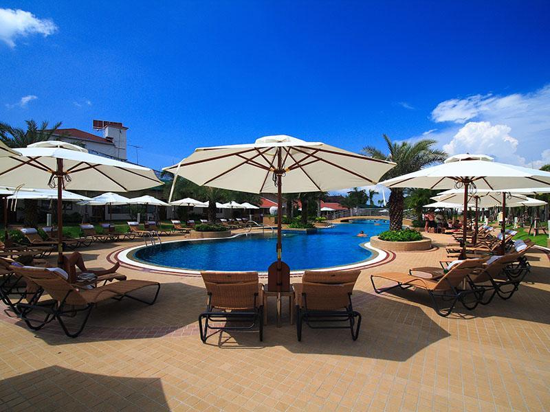 ไทยการ์เด้นรีสอร์ท(Thai Garden Resort)