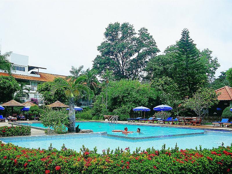 ซันชาย การ์เด้น รีสอร์ท(Sunshine Garden Resort)
